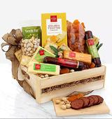 Royal Treatment Wine Basket