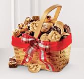Mrs. Fields Snack Size Sampler Basket