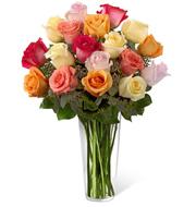 Graceful Grandeuer 18 Roses Vase