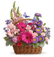 Basket of Blooms Deluxe