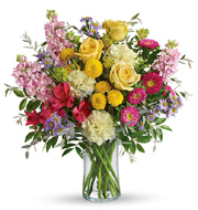 Goodness and Light Bouquet Deluxe