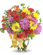Color Me Yours Flowers Vase