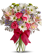 Pretty Please Flowers Bouquet