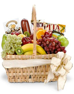 The Select Gourmet Fruit Basket