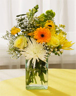 Yellow Sunshie Bouquet